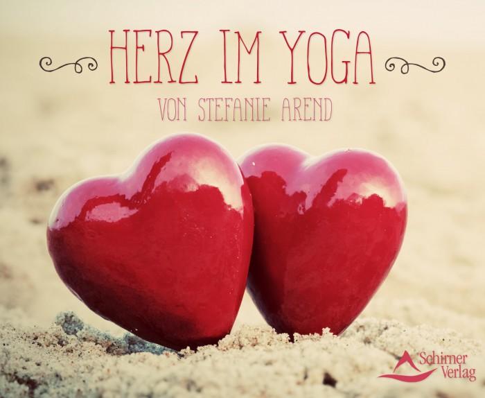 Herz im Yoga
