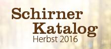 Schirner Katalog Herbst 2016