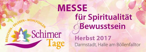 Schirner Tage Messe Darmstadt