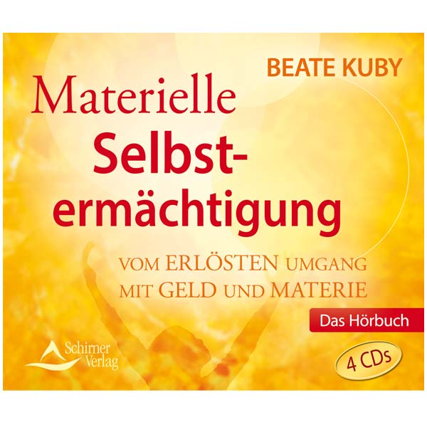 CD: Hörbuch Materielle Selbstermächtigung