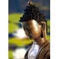 7/8011 - Buddha, tiefe Versenkung - Poster