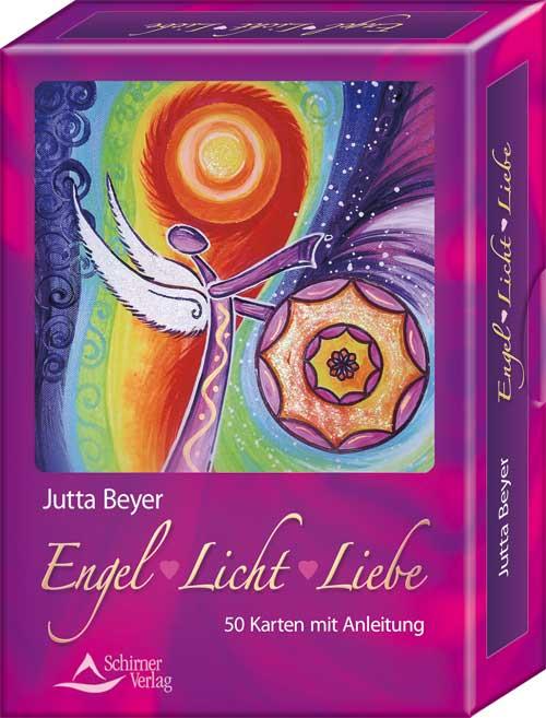 Kartenset: Engel, Licht, Liebe