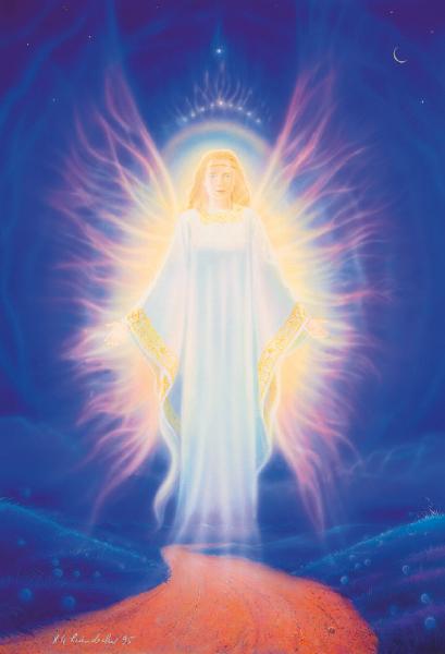 Poster »Engel«