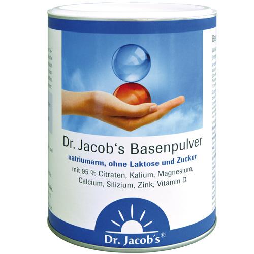 Dr. Jacob's Basenpulver 300g