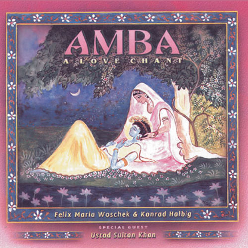 CD: Amba-A Love Chant