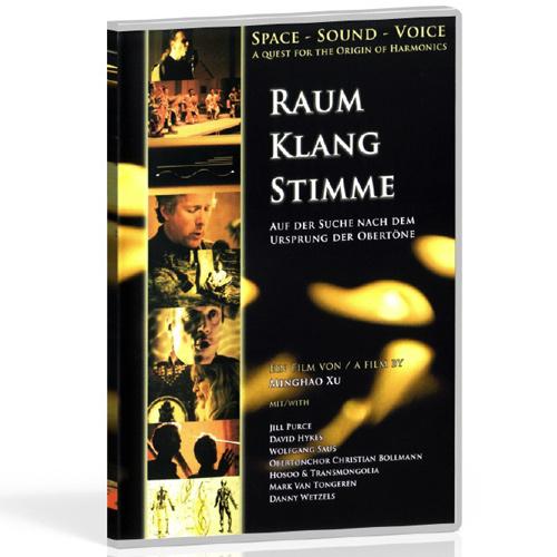 DVD: Raum – Klang – Stimme